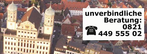 Ballonfahrt über Augsburg buchen
