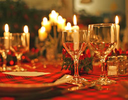 Candle Light Dinner f�r 2