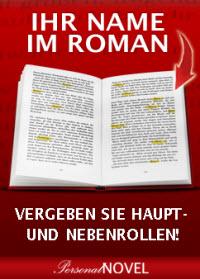 Personalisiertes Buch mit eigenem Namen