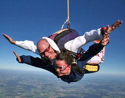 Fallschirmsprung & Tandemsprung