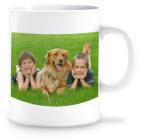 Tasse mit dem eigenen Foto