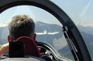 Segelfliegen �ber den Alpen