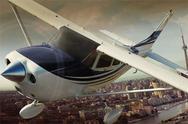 Stadtrundflug für Drei
