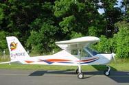 UL-Flugzeug selber fliegen