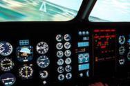 Flugsimulator Piper PA34-Seneca f�r Zwei