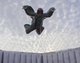 Erlebnisgeschenk: Body Flying 2 Fl�ge