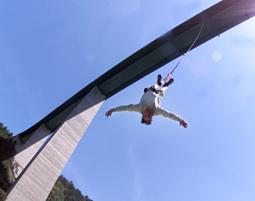 192 Meter Bungee-Jump