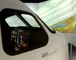 Flugsimulator Privatflugzeuge