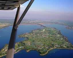 Großer Bodenseerundflug-Dem Himmel so nah
