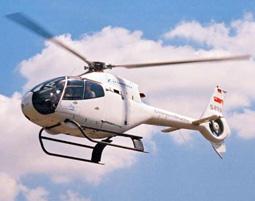 Hubschrauberfliegen-Rundflug