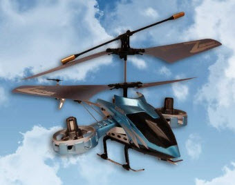 RC Helicopter - Gyro M4 mit 4 Kan�len