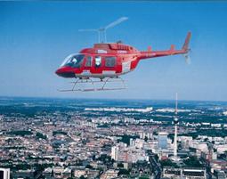 Hubschrauberfliegen