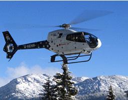 Hubschrauberfliegen Rundflug 20 Min.