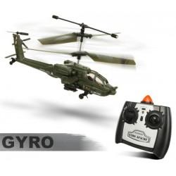 Micro Gyro Apache Helikopter