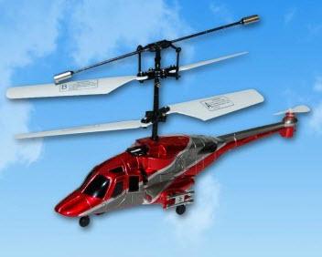 kleiner RC Helikopter