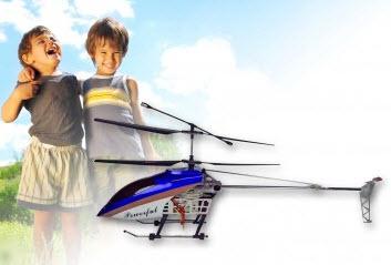 X10 Helikopter - 1 Meter gro�