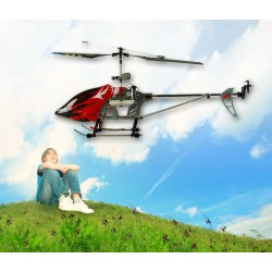 X8 Helikopter
