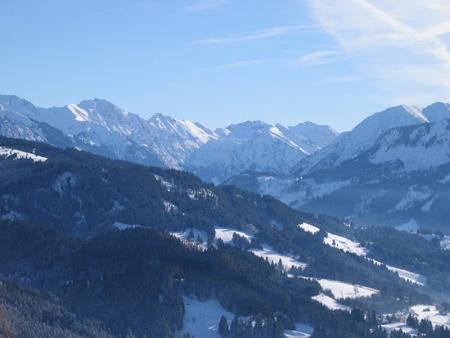 Alpenüberquerung im Ballon
