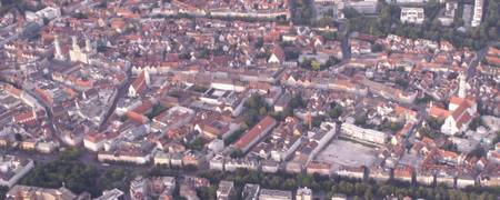 augsburger innenstadt