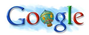Google und die Montgolfiere