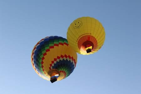 Betriebsausflug im Ballon