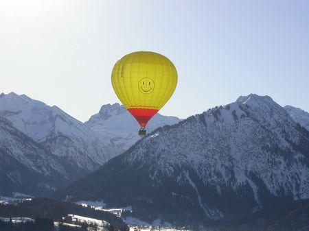ballon-berge